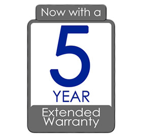 5 year extended warranty on FBT products