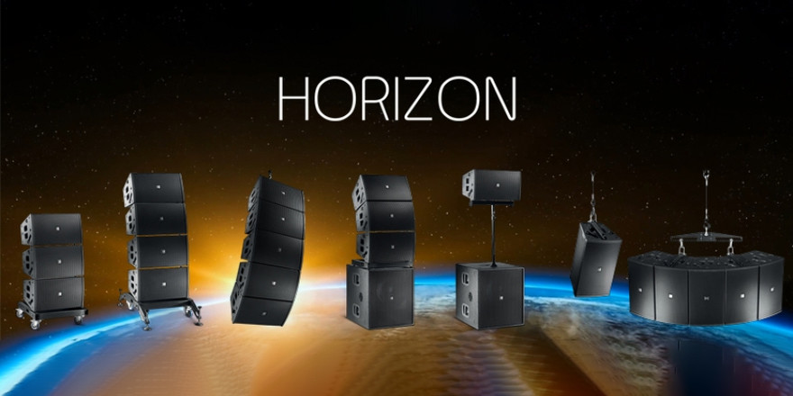 FBT looks to the Horizon with new Vertical Horizontal Array